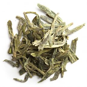 LONG JING green tea