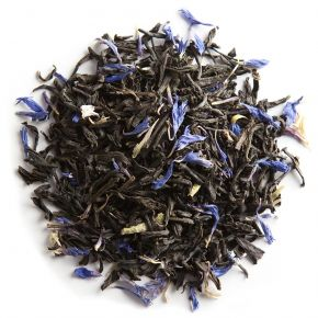 BLUE FLOWERS EARL GREY Black Tea