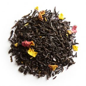 THÉ DU HAMMAM BLACK LEAF fruity tea