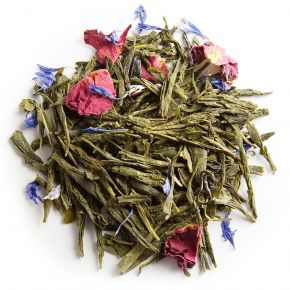THÉ DES SOURCES mint green tea