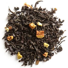 THÉ DES AMANTS spicy black tea