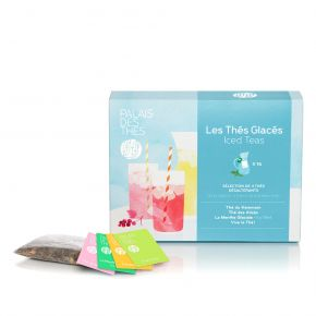 Iced teas box