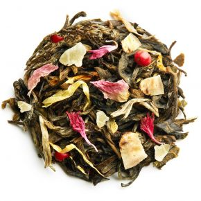 Exotic Party - White tea exotic fruits - limited edition - Palais des Thés