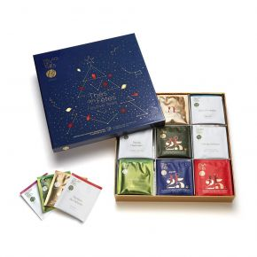 Holiday tea selection gift set