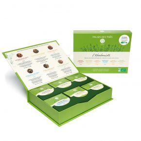 L'Herboriste set - Organic selection of 36 tea bags