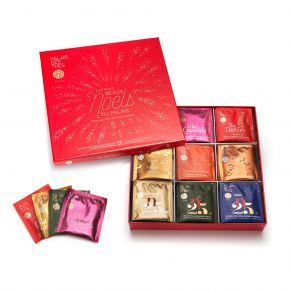 Palais des Thés Holiday assortment box