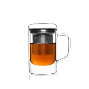 Double-Walled Infusing Mug