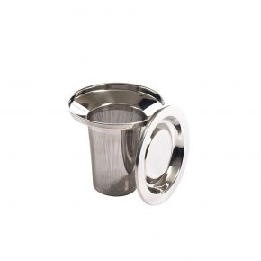 Stainless-Steel Strainer For Teacups