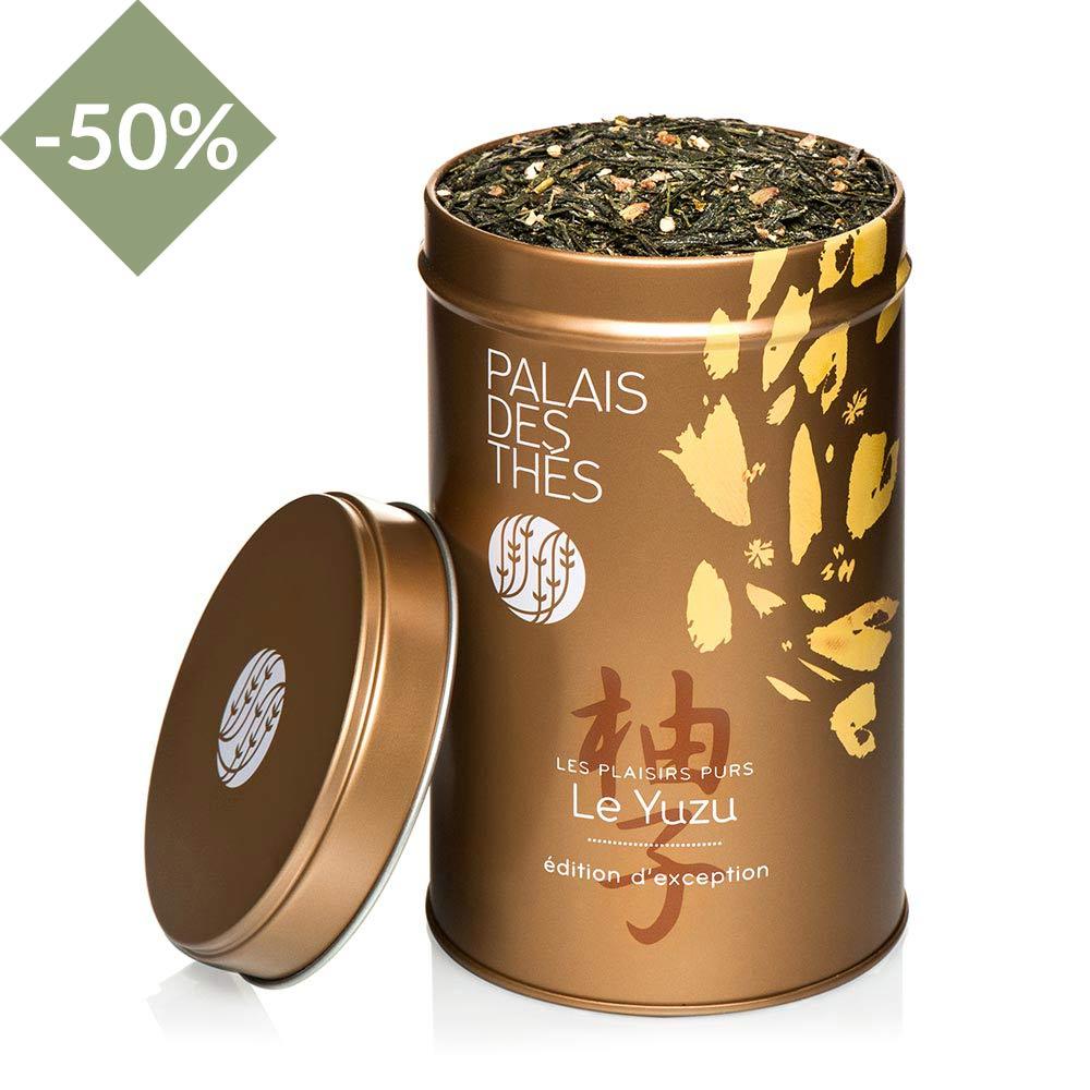 YUZU Japanese green tea