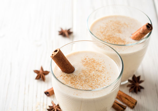 Chai Impérial latte