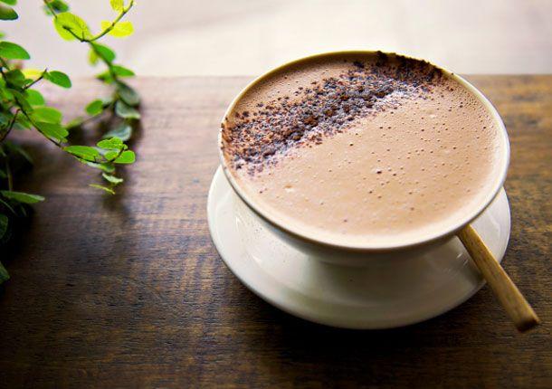 Chocolat Chaud au Chai Impérial