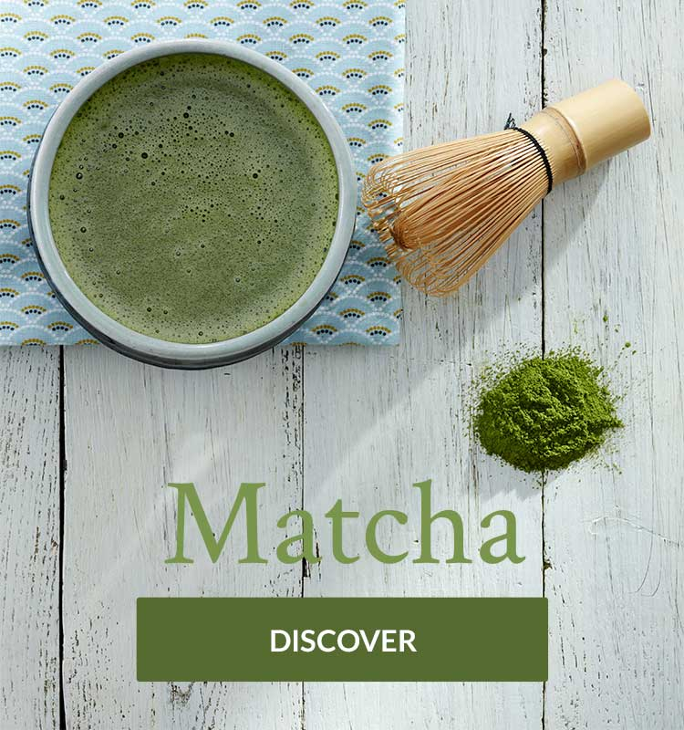 Matcha Teas  mobile