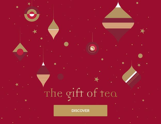Holiday Tea Shop 2020