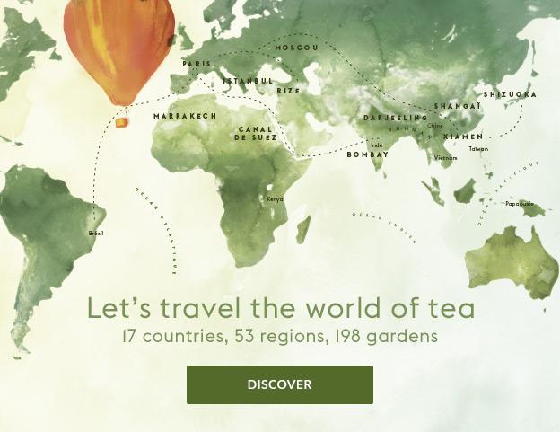 Tea Around the World desktop
