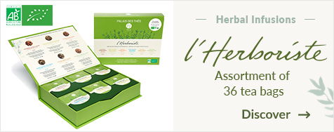 Organic Herboriste Selection Tea Bags