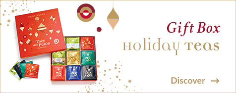 HOLIDAY ASSORTMENT GIFT BOX - FESTIVE TEAS