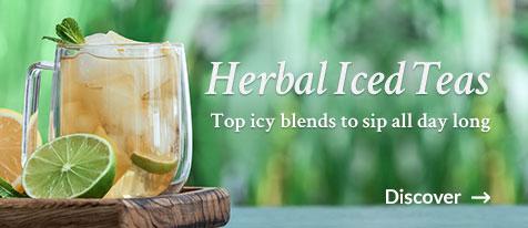 Herbal iced teas