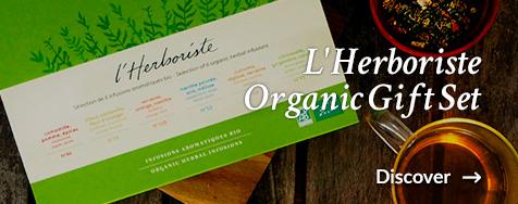 Organic Herboriste Selection Tea Bags