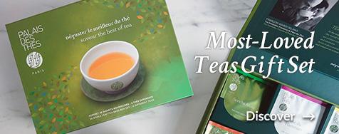 Most loved teas