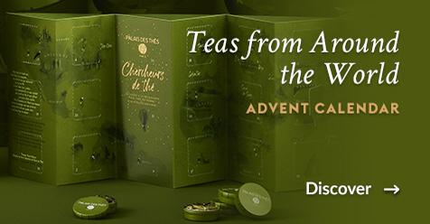 Teas From Around The World Advent Calendar