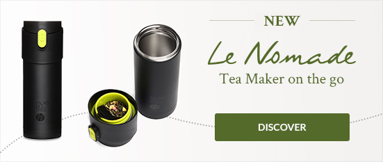 Le Nomade - Travel Infuseur