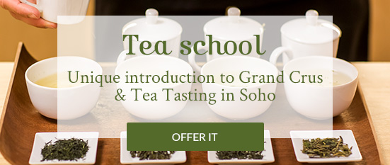 Our Tea classes in New York