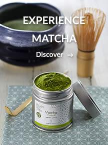 Experience Matcha